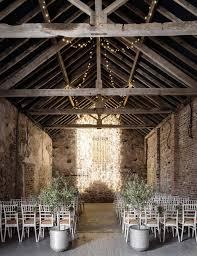Barn Wedding Light Ideas