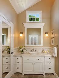 Elegant Bathroom Photo In Santa Barbara With Marble Countertops And A Vessel Sink