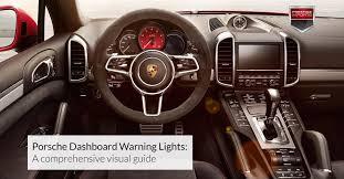 Porsche Dashboard Warning Lights: A Comprehensive Visual Guide