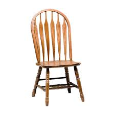 Colonial Windsor Bowback Side Chair - TENNESSEE ENTERPRISES, INC.