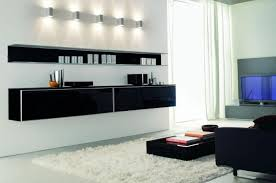 Sideboards Floating Buffet Wall Mounted Cabinet Inspiring Tv Stand With Flat Panel Mounts Creat