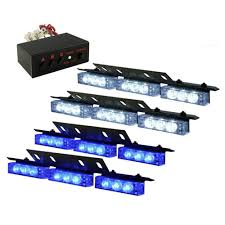 4 X 9 LED Emergency Warning Car Truck Flashing Strobe Lights Grill ... 63 Amberwhite Led Emergency Grille Vehicle Strobe Lights 3 47 Inch Best Led Amber Kits Truck Blazer Intertional 12volt Beacon Light Headlight Trucks Hideaway Mini Warning Strobe Lights For Trucks Amazoncom Parks Superior Sales Funeral Specialists Forklift Liftow Toyota Dealer Lift 24 For Jeep Suv Cars 12v Universal Awesome House Lighting Benefits Of Rupse 4 1224v Super Bright High Power Car Xkchrome Ios Android Smartphone App Bluetooth 2 In 1