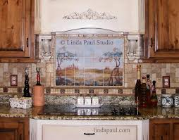 Design Excellent Photos Of Fields Tuscany Backsplash Installation Rustic Italian Country Decor 1000 Kitchen