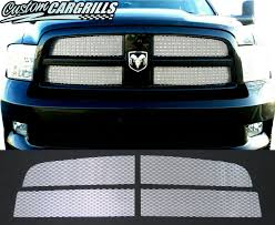 Custom Grill Mesh Kits For Dodge Vehicles By Customcargrills.com For 9402 Dodge Ram Diamond Mesh Front Upper Bumper Grille Guard 10 Modifications And Upgrades Every New Ram 1500 Owner Should Buy 0205 Hs Polished Stainless Spiderweb Insert Status Grill Custom Truck Accsories Pu All Models Billet 1 Pc Full Custcargrillscom Car Grills Mopar 5uq43rxfab Rebel 32018 Install New Grill In 2500 Laramie Youtube Steelcraft 502260 23500 02018 0305 3500 Black