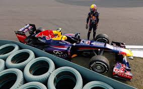 100 Tire By Mark Webber Frustrated By Grid Penalty Loose Tire At F1