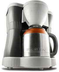 Brunton BrewFire Dual Fuel Coffee Maker