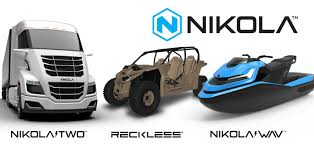 100 Small Utility Trucks Nikola Announces Two New Trucks A Jet Ski And Off Road Utility Vehicle