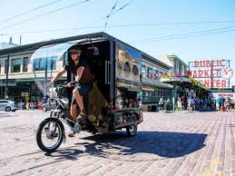 100 Ups Trucks For Sale UPS Is Testing Delivery Tricycles In TrafficChoked Seattle