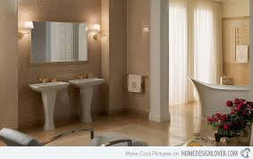 Beige Bathroom Tile Ideas by Here Is Very Efficient To Make It More Lively Drury Beige Bathroom