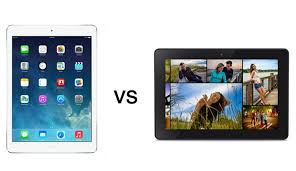 iPad Air vs Kindle Fire HDX Which is the best tablet