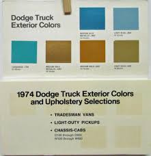 Dodge Truck Color And Upholstery Selector Sales Brochure Original My Coloring Page Ebcs Page 10 Bangshiftcom 1978 Dodge W100 Powerwagon Ram Rumble Bee Wikipedia 2018 1500 2500 3500 Harvest Edition Youtube Thrghout 1996 Brilliant Blue Pearl Metallic Slt Extended Cab The Most And Least Popular Truck Colors In 2017 Performance Man Of Steel Color Chaing Wrap Youtube Expands Its Palette News Car Pickup And Upholstery Selector Sales Brochure Original Movie Inspires Special Edition Truck Stander Sees Upgrades To Sport Model Driver