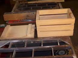 How To Build A Wood Crate Lid