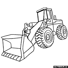 100 Free Trucks And Construction Vehicle Coloring Pages Color In This Picture Of A