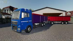 100 26 Truck MAN TGX 640 Grain V 17 FS19 Mods