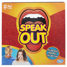 Speak Out Board Game 2016