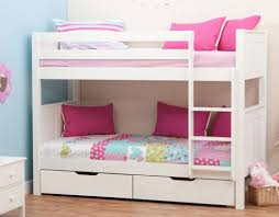 bunk beds for girls with desk Bunk Beds for Girls Designed in