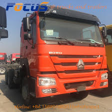 100 What Is The Best Truck For Towing Hot Item Selling Sinotruck 10 Wheeler Tractor With Double Axles