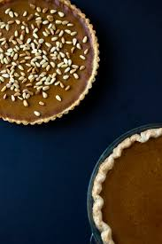 Best Pumpkin Pie With Molasses by Curry Anise Pumpkin Tart And Traditional Pumpkin Pie
