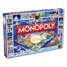 MONOPOLY Disney Board Game