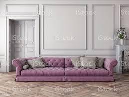 wohnzimmer mit sofa dekoration und kopie platz stockfoto und mehr bilder altertümlich