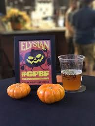 Elysian Pumpkin Ale Alcohol Content by Elysian Brewing Elysianbrewing Twitter
