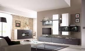 13 wohnzimmer deko grau braun