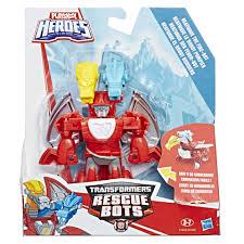 Playskool Heroes Transformers Rescue Bots Heatwave The Fire-Bot ...