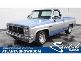 100 1984 Gmc Truck GMC High Sierra For Sale ClassicCarscom CC1185967