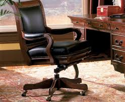 Leather Desk Chair fice — Desk Design Desk Design