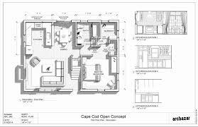 100 Beach Home Floor Plans Elegant Cape Cod Style House Design Interior
