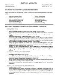 10 sles of professional resume formats you can use in