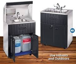 best 25 portable sink ideas on pinterest c sink cing