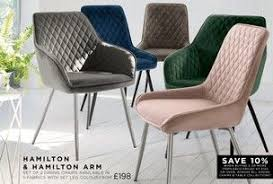 buy set of 2 hamilton dining chairs from the next uk shop