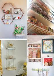 Diy Decorations For Bedroom Captivating Decor Honeycomb Shelves