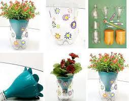 Bottle Pot Plant 903