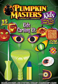 Pumpkin Masters Carving Kit by The Best Pumpkin Kits For Kids