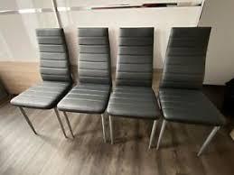 esszimmerstuhl leder möbel gebraucht kaufen ebay