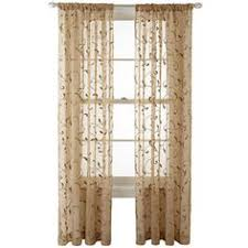 jcpenney com jcpenney home twist cage 1 adjustable curtain rod