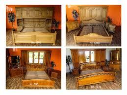 schlafzimmer set bett schrank kirschbaum eiche massiv