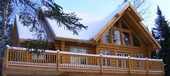 chalet en rondin en kit chalet construction rondin de bois panneaux massifs chalet