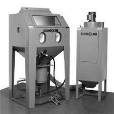 Bead Blast Cabinet Vacuum by Econoline Built To Blast Built To Last