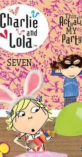Charlie And Lola TV Series 2005 2008