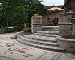 16x16 Red Patio Pavers by Paver Colors Choose The Best Paver Color For Your Home Install