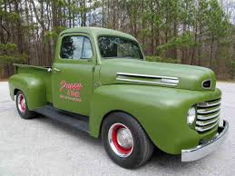 1950 Ford F1 For Sale | ClassicCars.com | CC-969693 1950 Ford F3 Wrapup Garage Squad Custom F1 Pickup Adamco Motsports Truck Drop Dead Customs 136149 Youtube For Sale Classiccarscom Cc1042473 Fyi Ford Mustangsteves Mustang Forum F2 Truck Sale Ford F1 Pickup Archives The Truth About Cars Not Your Average Fordtrucks F5 Stake Enthusiasts Forums