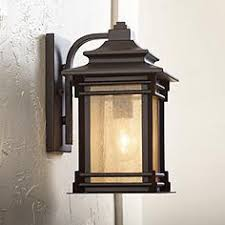 Franklin Iron WorksTM Hickory Point 12 High Outdoor Light