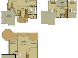 One Level House Floor Plans Colors 53 One Level House Plans With Basement 3 Bedroom House Plans With