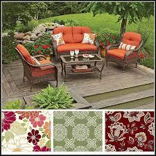 Walmart Patio Cushions Better Homes Gardens by Better Homes And Gardens Patio Cushions Interior Design