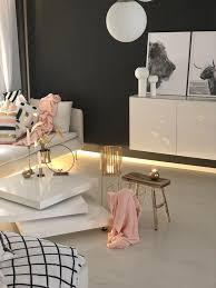 deko kissenbezug 50x50 neu rosa weiß schwarz gold