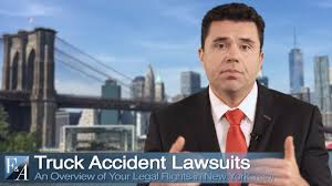 100 New York Truck Accident Attorney Lawyer Explains What Happens After A Tractor Trailer