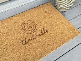 Best 25 Personalized door mats ideas on Pinterest